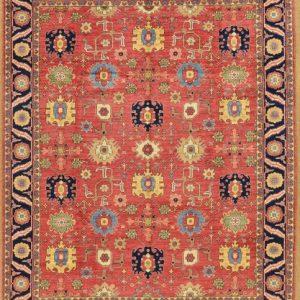 Afghan Rug Tribal Lotfy #136778
