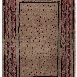 Angola Tibetan Rug