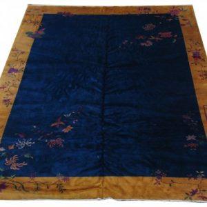 Antique Tibetan/China Rug#7468 AR