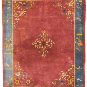 Antique Tibetan/China Rug #50129 AR