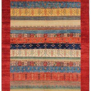 Gabbeh Afghan M of A Rug #55647