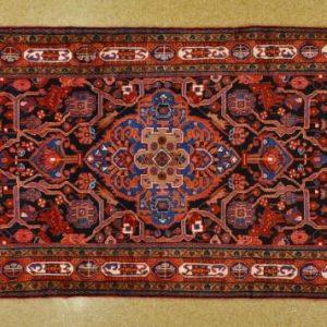 Hamadan Persian Rug - Lotfy