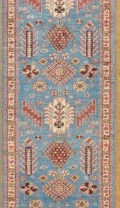 Kazak Blue Rug #136751