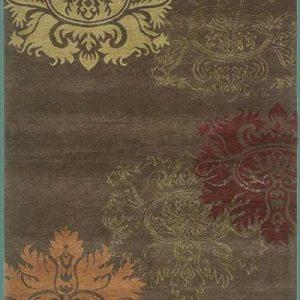 Lotus Tibetan Rug