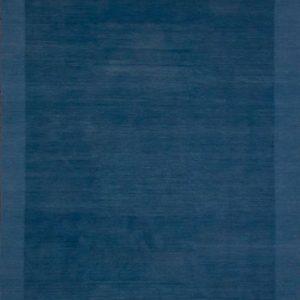Natural Blue Tibetan Rug