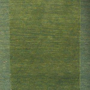 Natural Green Tibetan Rug
