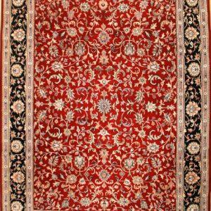 Persian Red Black Rug Lotfy #102221