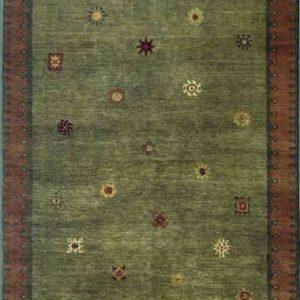 Sol Moss Tibetan Rug