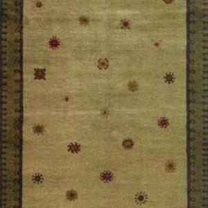 Sol Sage Tibetan Rug