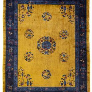 Antique Tibetan/China Rug #40829 AR