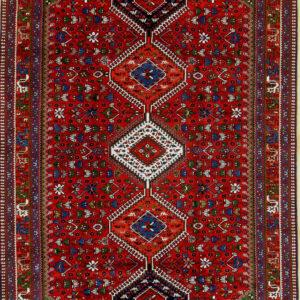 Yalamei Tribal Persian Rug
