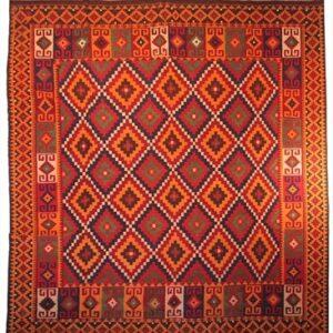 afghan kilim rug