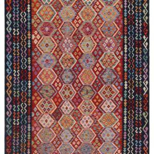 Uzbek kilim rug