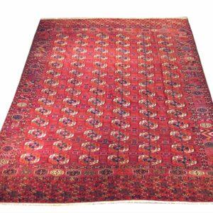 Tekke Turkaman rug #20677