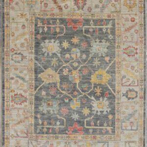 Oushak AR rug#70860