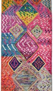 Folk Art Design rug MA #221